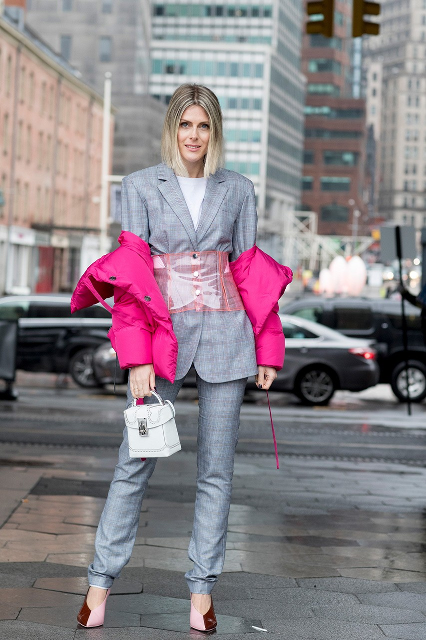The Best Street Style at New York Fashion Week - Harper s Bazaar 4