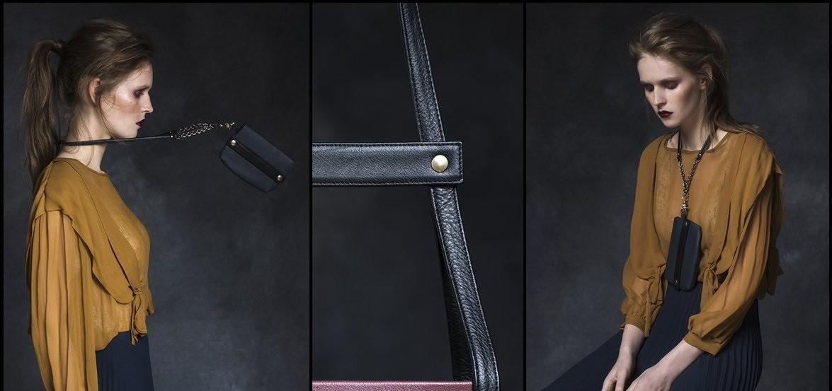 3afbfd072c «Η γυναίκα που κρατά μια Ippolito bag έχει πάθος και ευφυΐα» τονίζει η  Παυλίνα Παπαηλιοπούλου