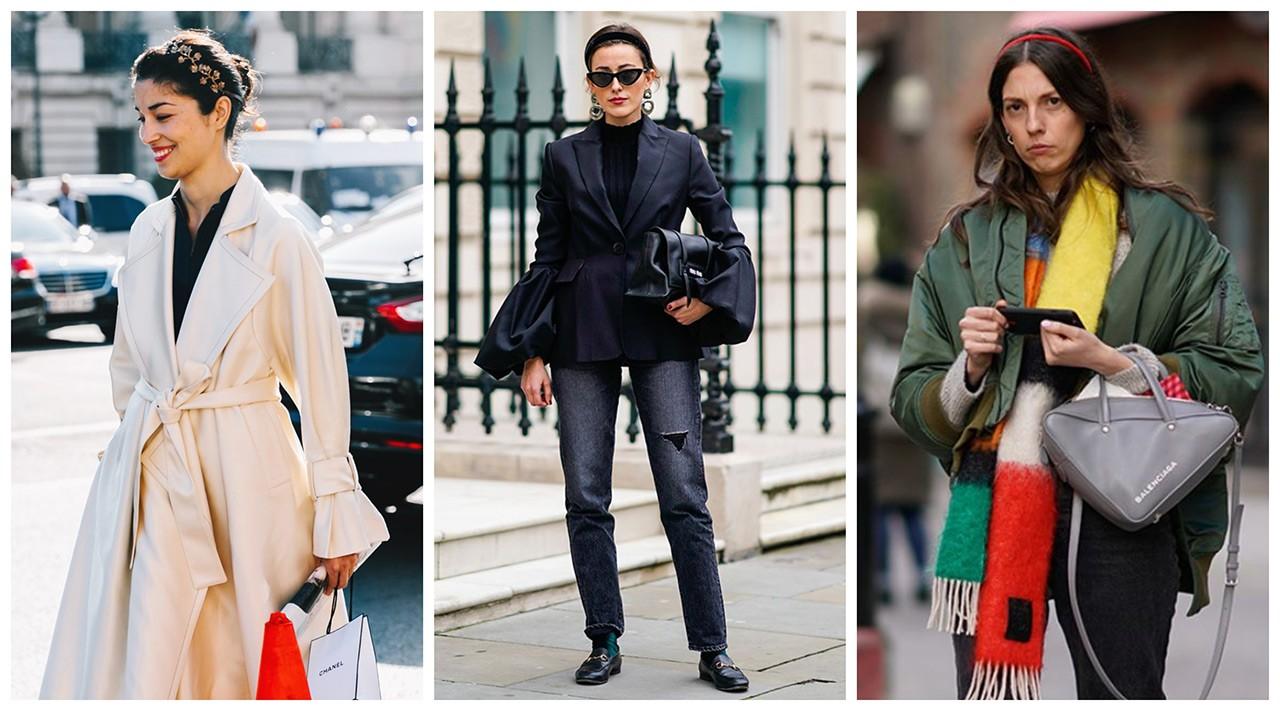 de5c9eecd9aa Πώς να φορέσετε τις κορδέλες και τις στέκες σαν μία street style ...