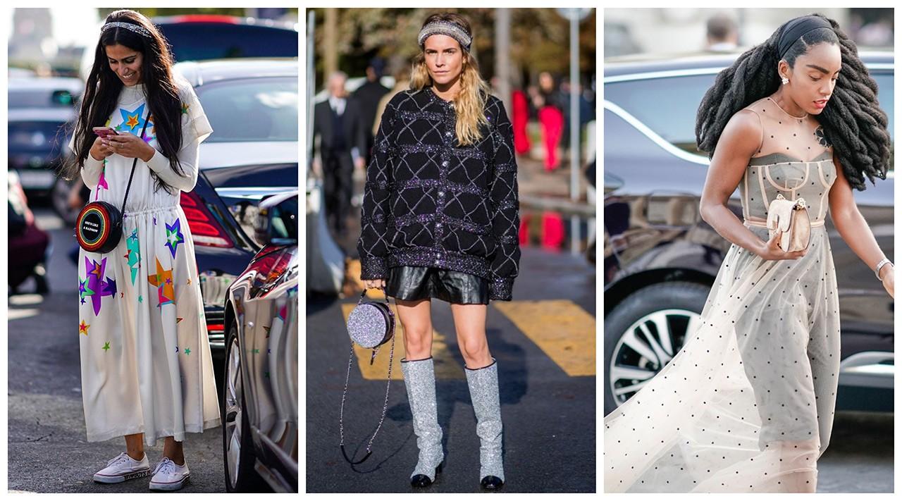 edead91723fd Πώς να φορέσετε τις κορδέλες και τις στέκες σαν μία street style ...
