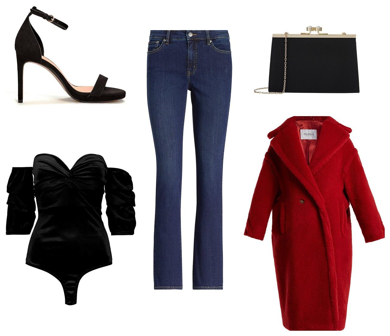9e54a7962afd Casual chic  Τρεις τρόποι για να φορέσετε τα jeans στις γιορτές ...