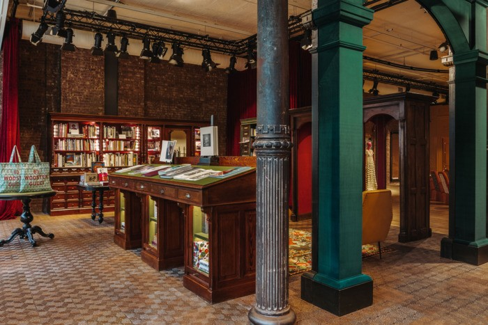 ad02ca60c6 Ο οίκος Gucci μόλις άνοιξε βιβλιοπωλείο στη Νέα Υόρκη και είναι ...