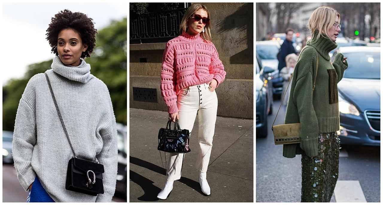 31b7aafbaf4a Cozy knits  Αυτά είναι τα must πουλόβερ του φετινού χειμώνα - GLOW.GR