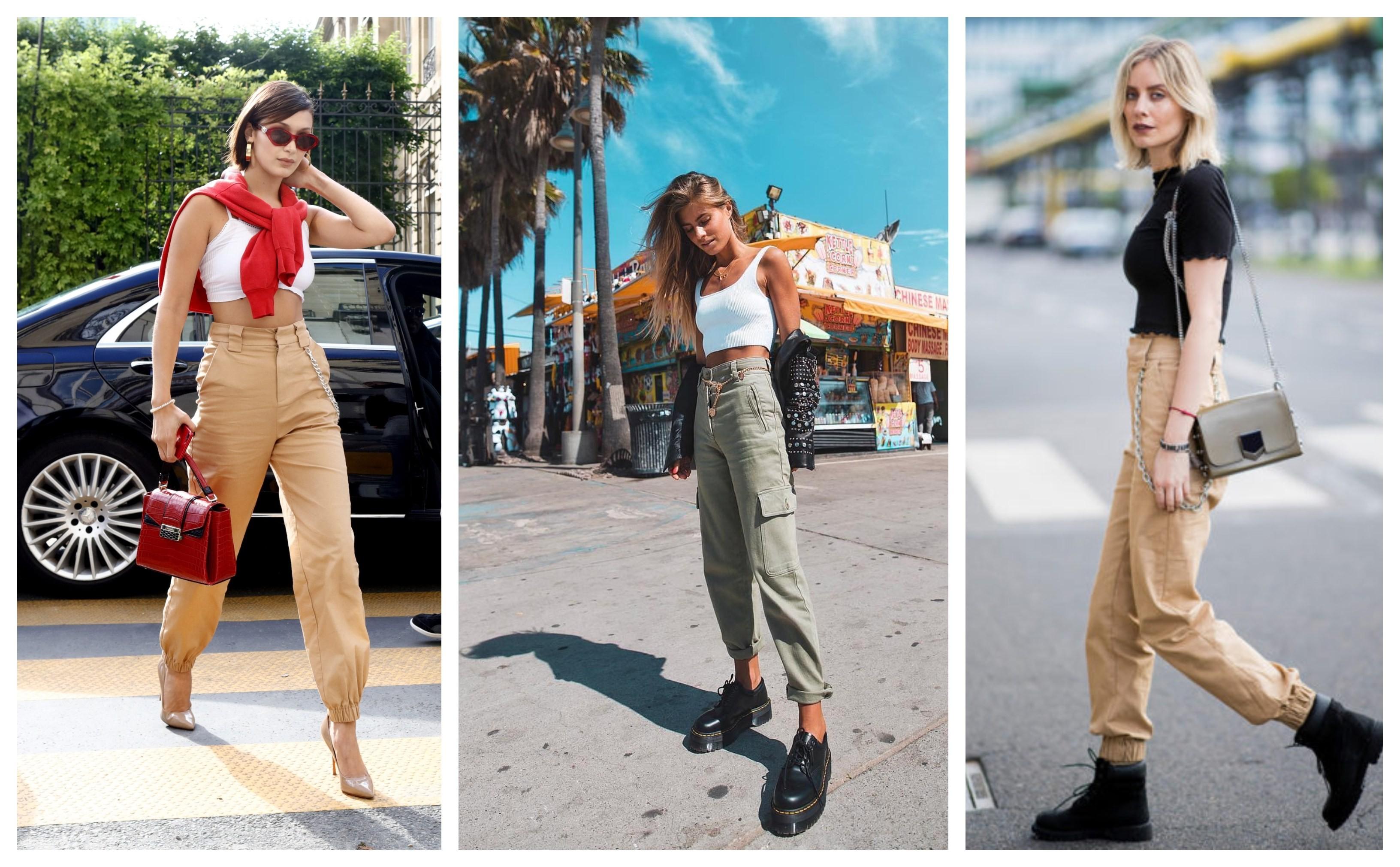 6bd3f4140eac Τα παντελόνια που θα αντικαταστήσουν τα jeans σας το καλοκαίρι - GLOW.GR