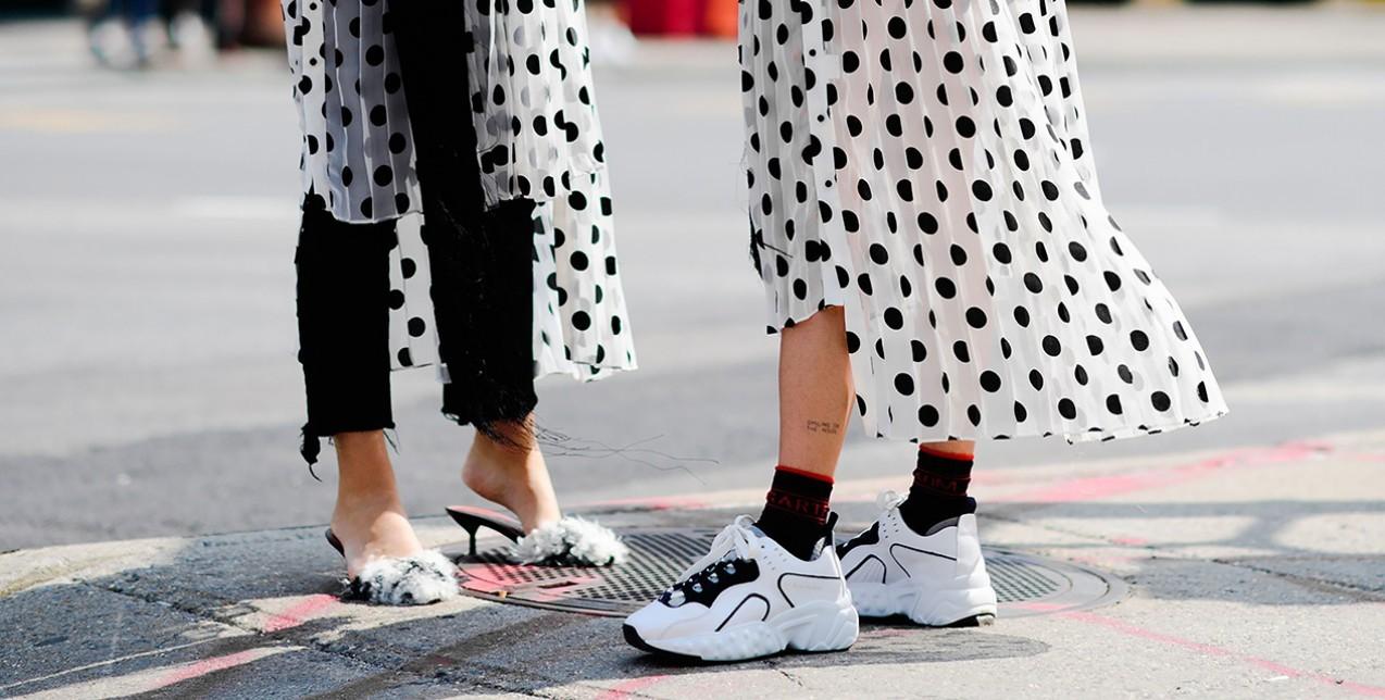 e05168f9539 Τα πιο δυνατά trends στα παπούτσια που θα πρωταγωνιστήσουν το 2019 ...