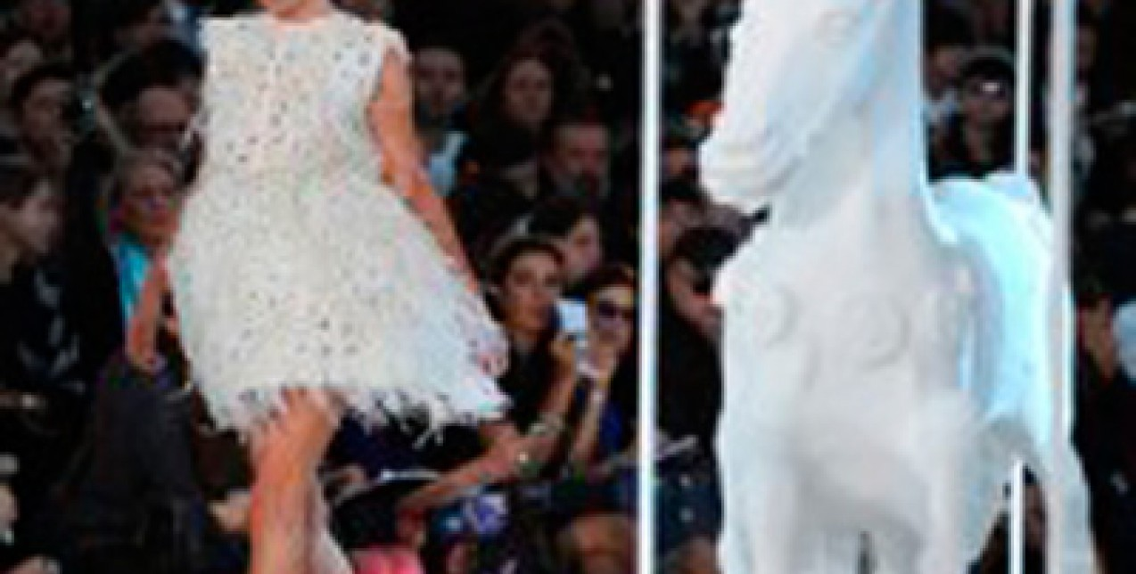 Fashion show SS2012