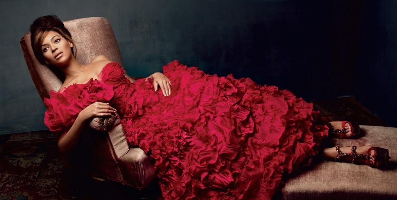 Η Βeyonce γιορτάζει τον έρωτα με μια νέα capsule συλλογή