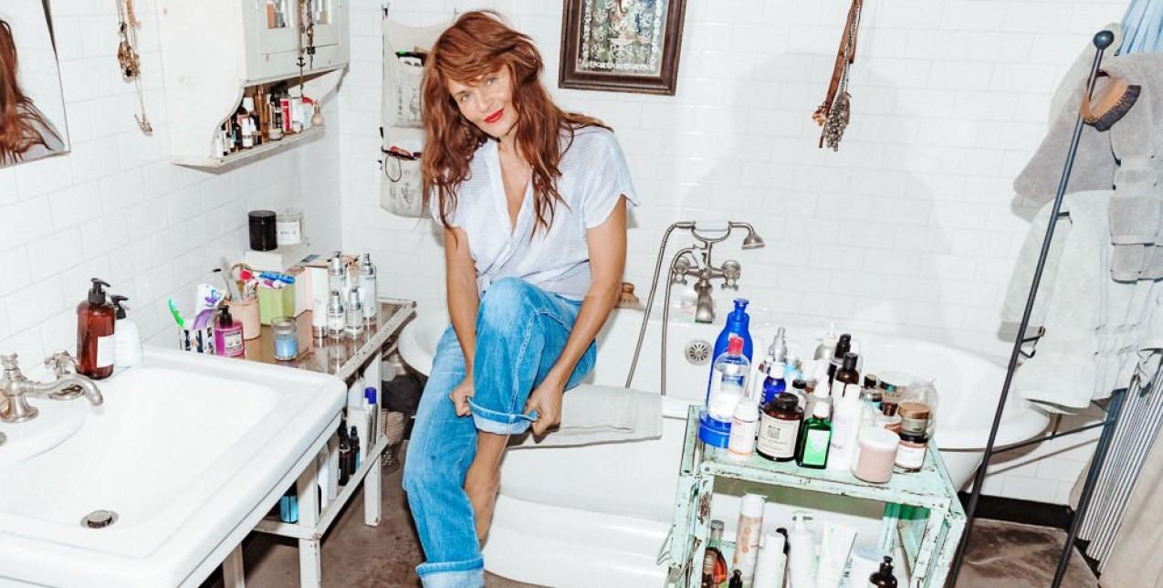 Τα μυστικά ομορφιάς της Helena Christensen
