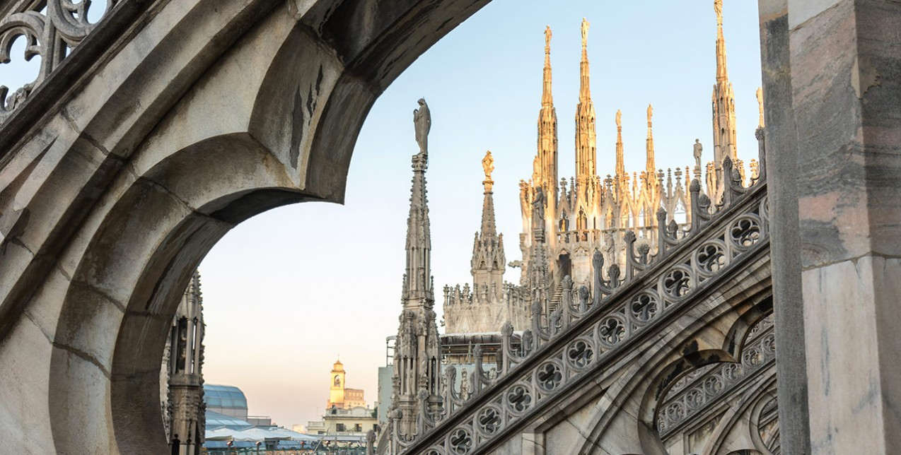 24 ώρες στο Μιλάνο: γνωρίστε την πρωτεύουσα της ιταλικής μόδας