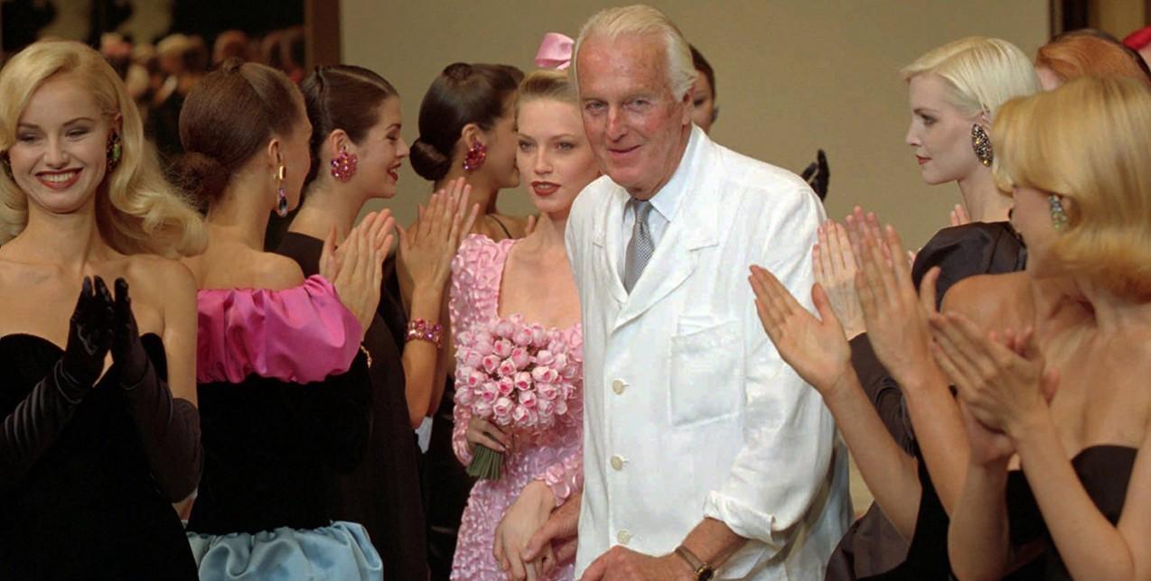 Έφυγε από τη ζωή ο θρυλικός σχεδιαστής Hubert De Givenchy