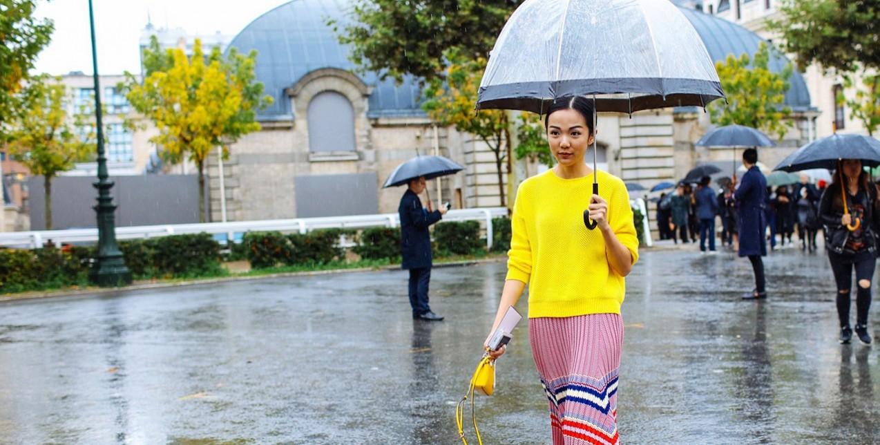 Προστατευτείτε με στιλ από τις ανοιξιάτικες βροχές