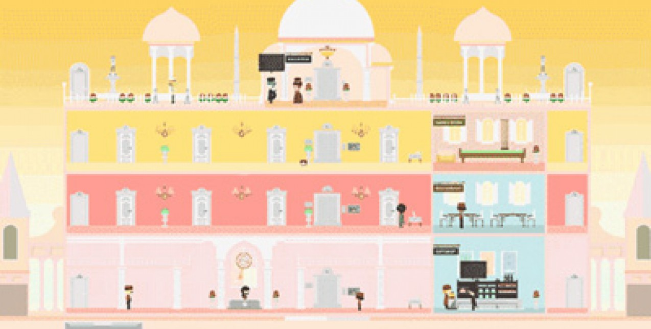 Grand Budapest Hotel: The Game