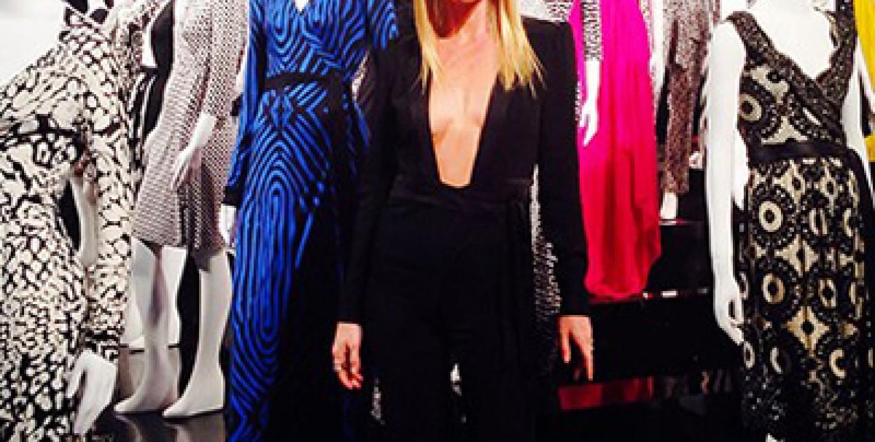 Gwyneth Paltrow & DVF