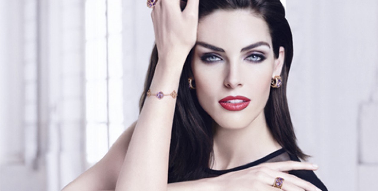 Hilary Rhoda for Imperiale