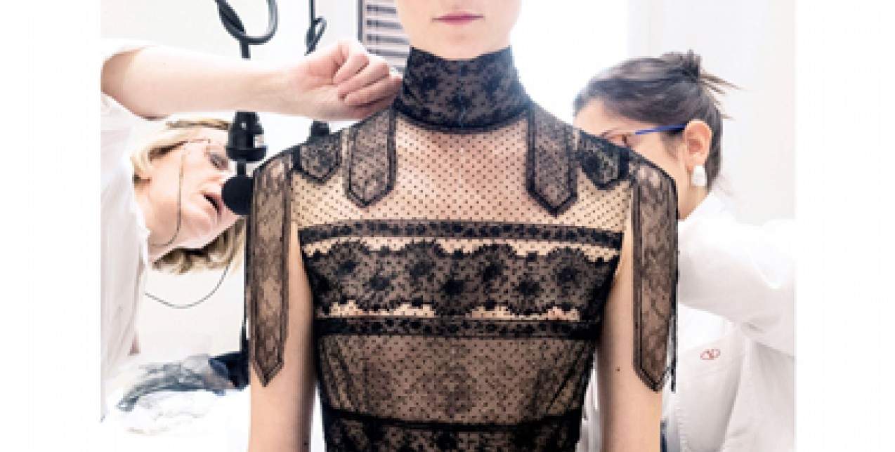 Inside the Couture Ateliers