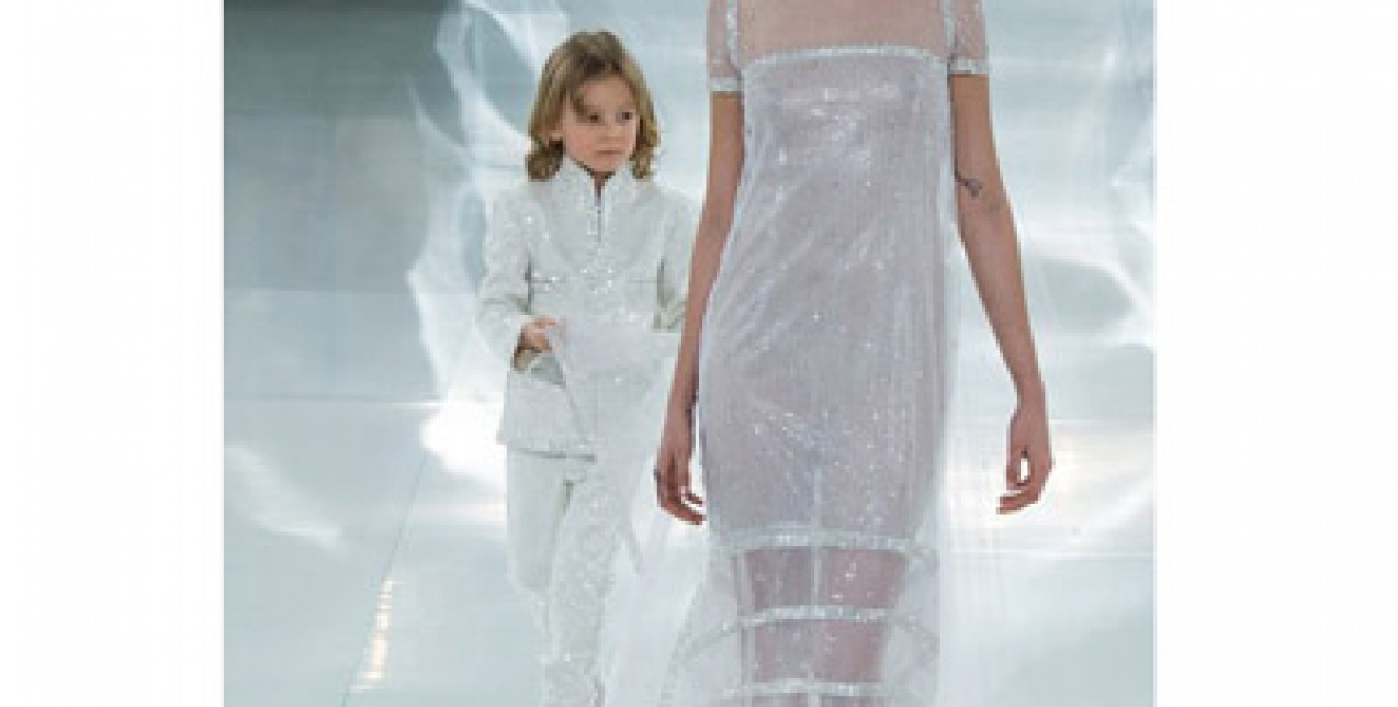 Kidswear Chanel Collection