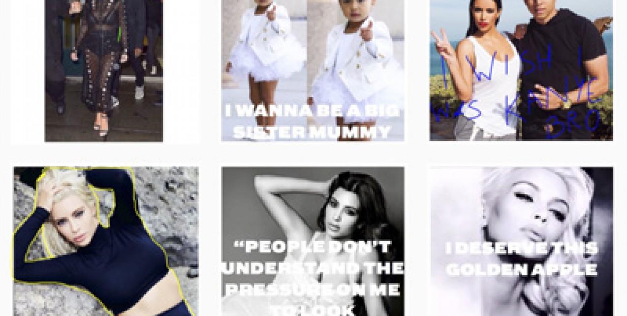 Kim Kardashian Interactive