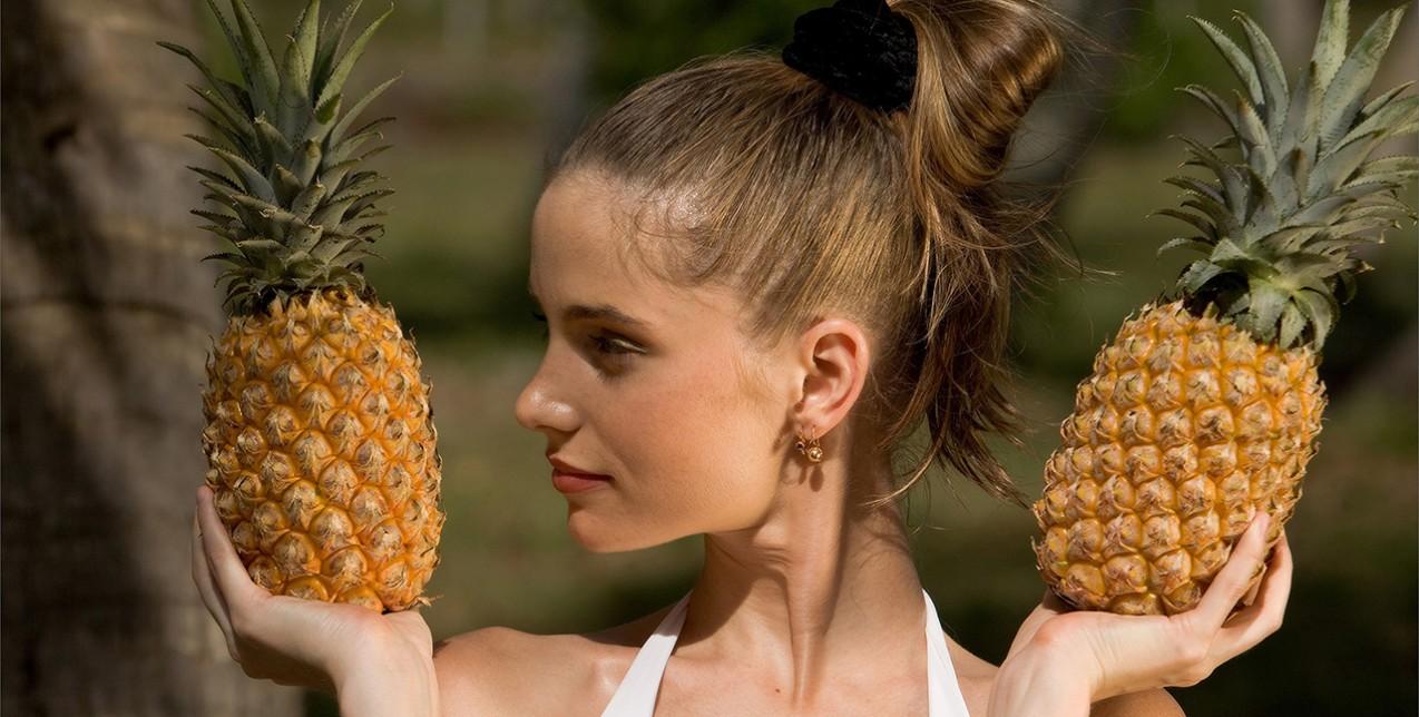 Γνωρίστε τα εντυπωσιακά οφέλη του ανανά