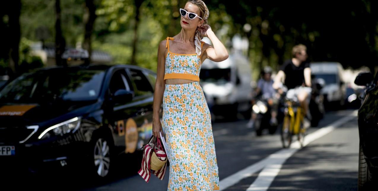 Συνδυάστε σωστά τη straw bag κι εμπνευστείτε από τα πιο όμορφα looks