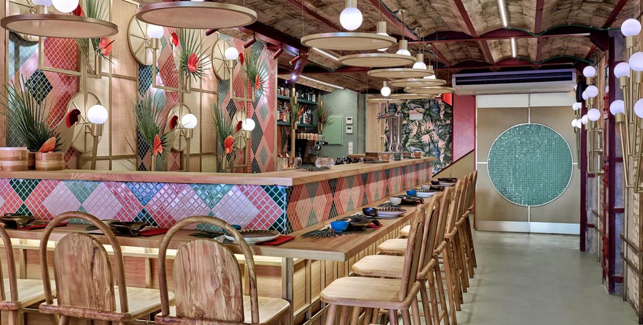 Kaikaya Restaurant: Το νέο εστιατόριο στη Βαλένθια με το τέλειο design