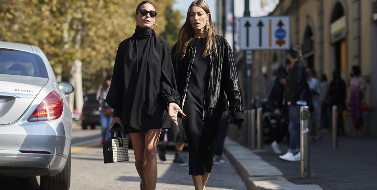 Τα μαύρα φορέματα που πρέπει να έχετε στην ντουλάπα σας