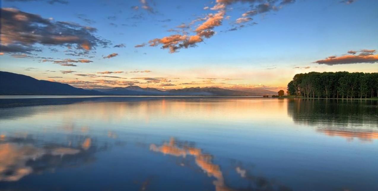 Αποδράστε για ένα διήμερο στη μαγευτική λίμνη Κερκίνη