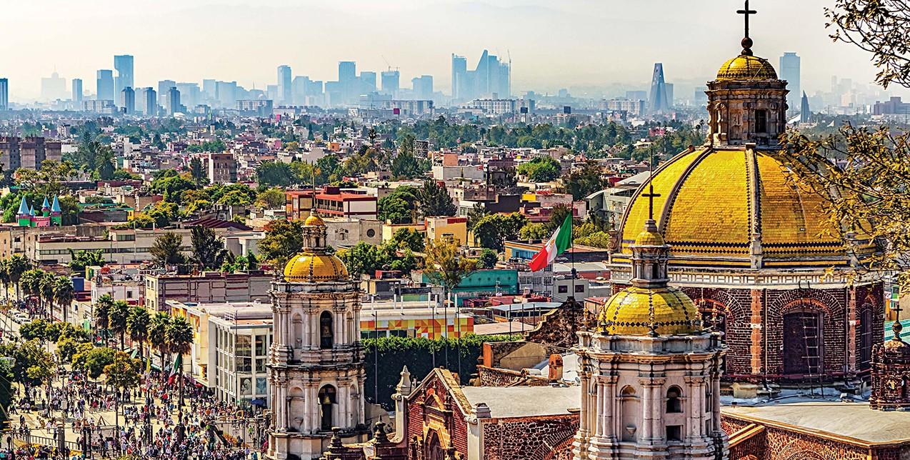 Mexico City vibes: Ανακαλύψτε τη μαγεία της πρωτεύουσας του Μεξικό