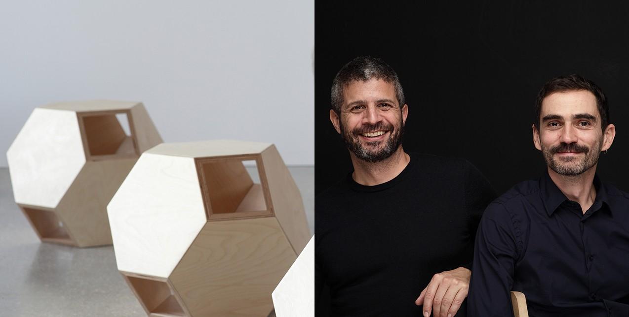 Ένας Έλληνας designer κι ένας Αμερικανός αρχιτέκτονας γεφυρώνουν Αθήνα και Νέα Υόρκη