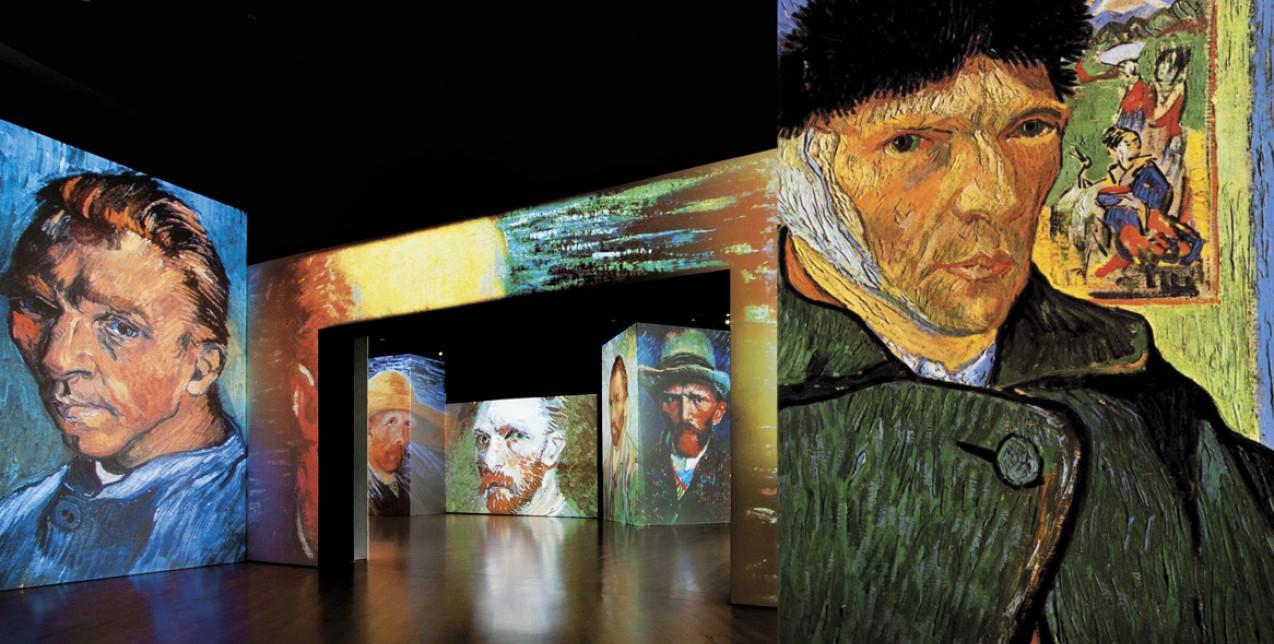 Τι πρέπει να ξέρετε για την καταπληκτική έκθεση Van Gogh Alive στη Θεσσαλονίκη