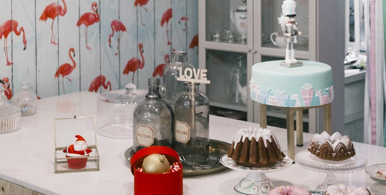 Τα ονειρεμένα γλυκά μιας μοναδικής ζαχαροπλάστριας που δεν είχαμε ξαναδοκιμάσει