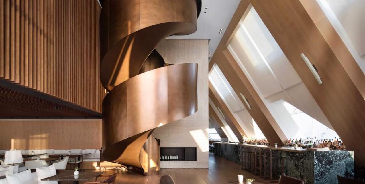 Το ολοκαίνουριο Shangai Edition Hotel είναι το νέο επίτευγμα του Ian Schrager