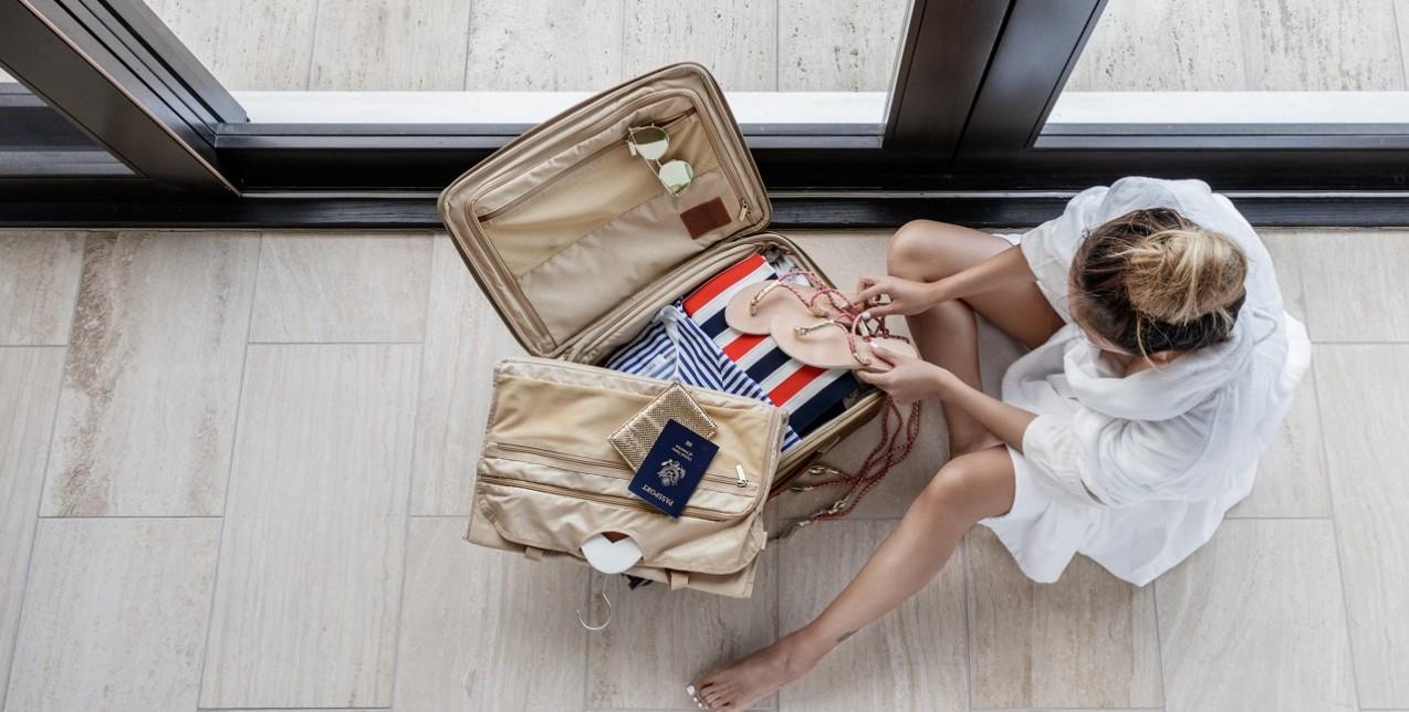 Λίστα ταξιδιού: 7 συμβουλές για να φτιάξετε τη βαλίτσα σας