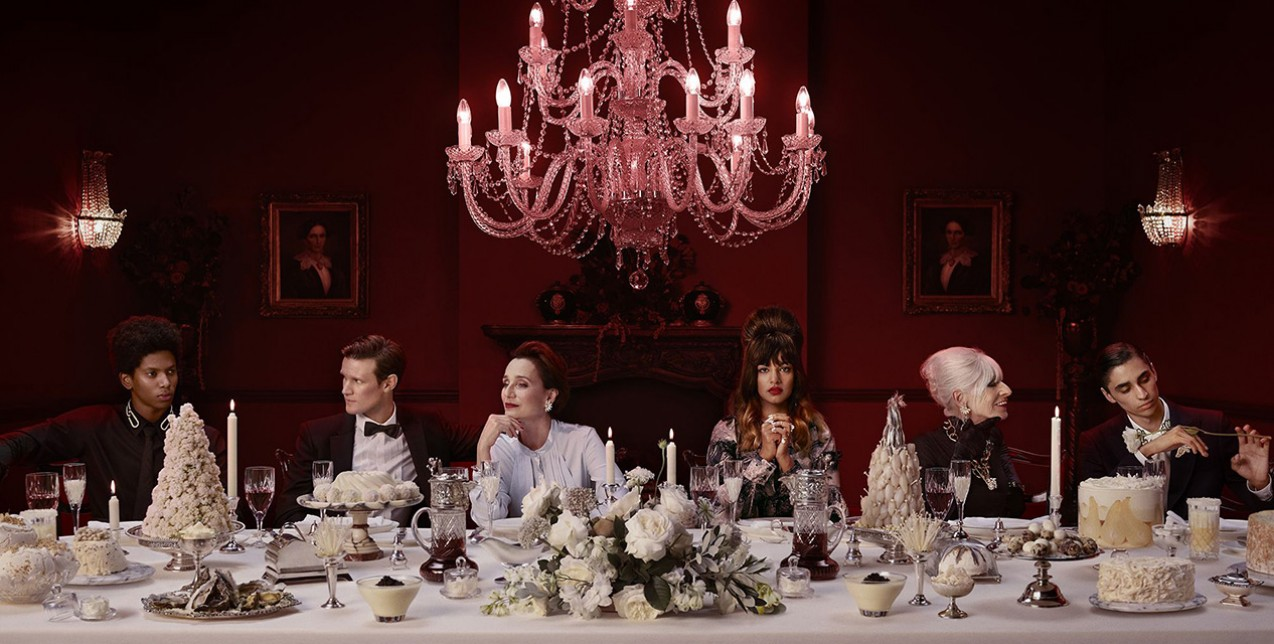 Χριστουγεννιάτικο τραπέζι: Ιδέες για looks τελευταίας στιγμής