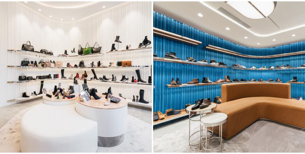Το ανανεωμένο κατάστημα Καλογήρου άνοιξε τις πόρτες του στο κοινό της Θεσσαλονίκης