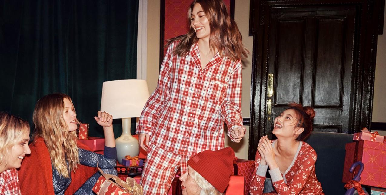 Πολυτελή pajamas sets για στιλ και άνεση ακόμα και στο σπίτι