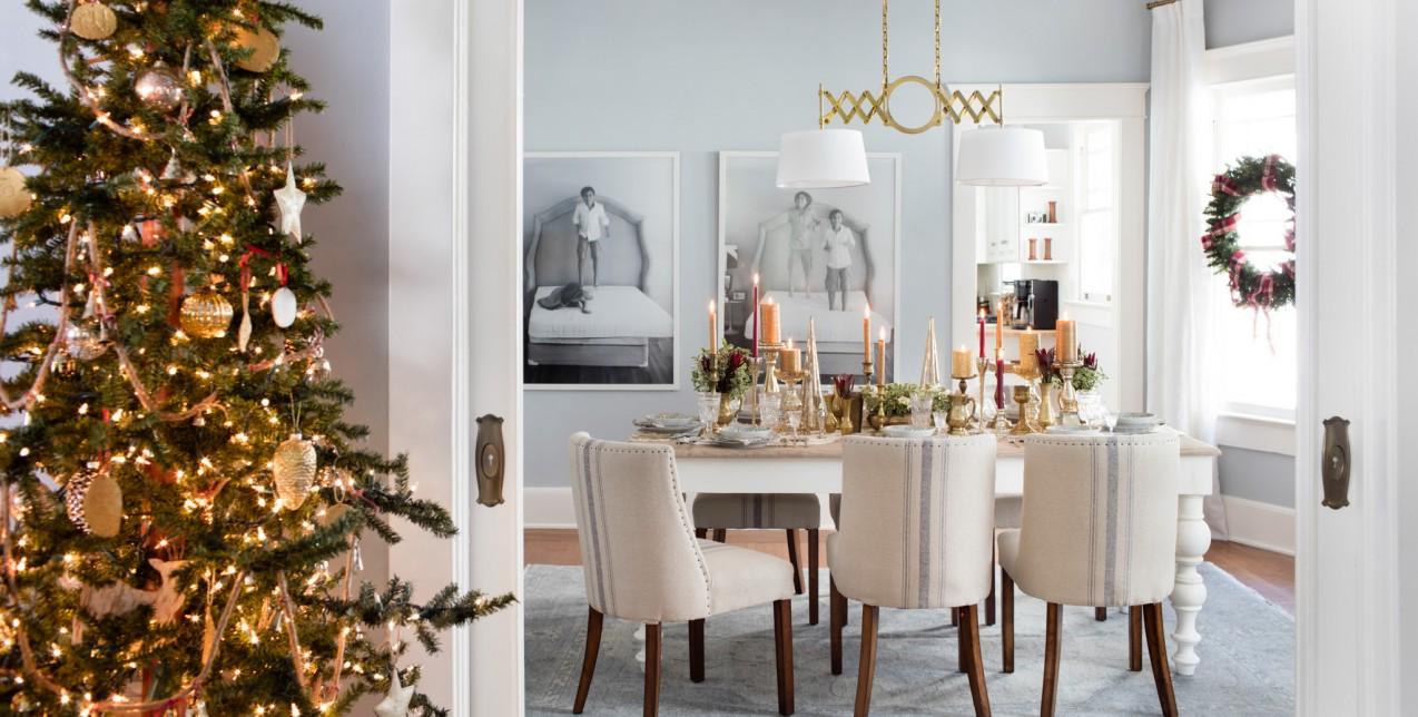 Δείτε κάποια από τα πιο εντυπωσιακά dining rooms διάσημων celebrities