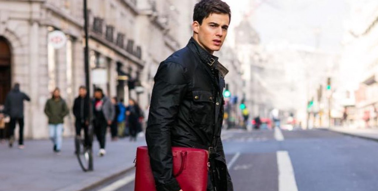 6 άνδρες μοντέλα που κάνουν θραύση -part 2