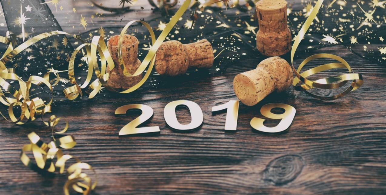 Τα New Year's Resolutions της ομάδας του GLOW