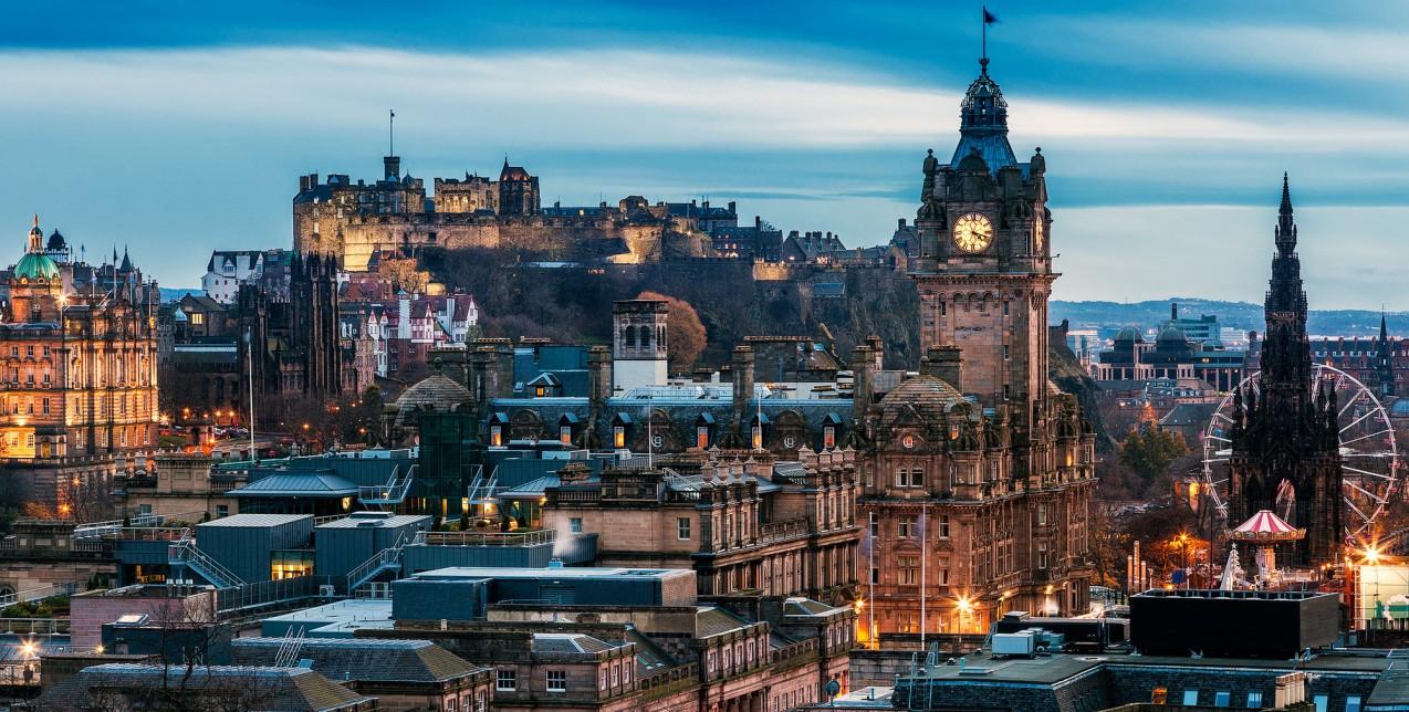 Πώς θα περάσετε ένα μαγευτικό weekend στο Εδιμβούργο