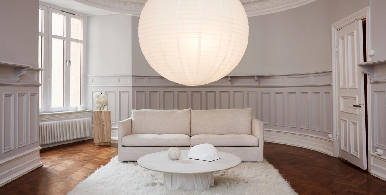 Ένα απίθανης αισθητικής διαμέρισμα στο Gothenburg στεγάζει το δημιουργικό Mouche concept