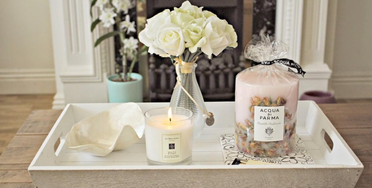 Τα αρωματικά κεριά που αξίζουν μια θέση στο σαλόνι σας