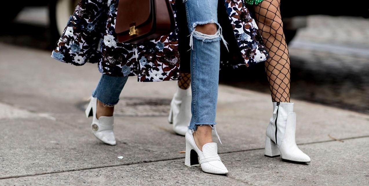 Πείτε αντίο στα στενά δερμάτινα παπούτσια με εύκολους τρόπους
