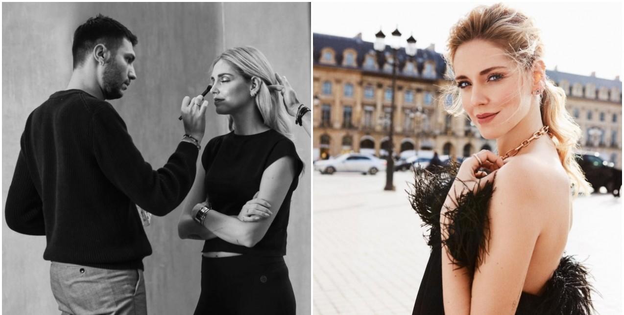 Τα tips του makeup artist της Chiara Ferragni για λαμπερό δέρμα