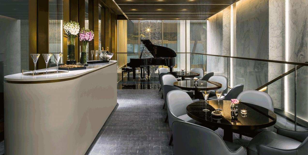 Περιηγηθείτε στο νέο πολυτελές ξενοδοχείο The Murray στο Hong Kong