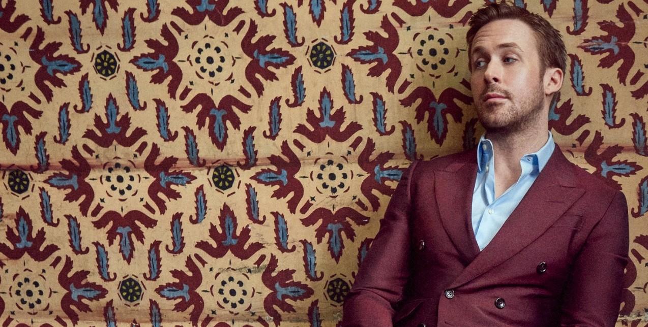 Ryan Gosling: Οι πέντε χρυσοί κανόνες του για άψογο στιλ