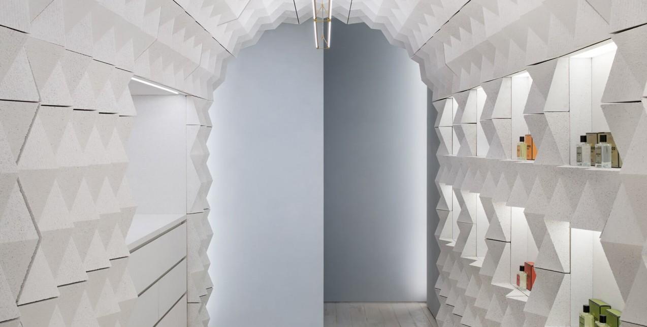 Το πρώτο flagship store της Claus Porto στη Νέα Υόρκη ρίχνει μια ματιά στο μέλλον