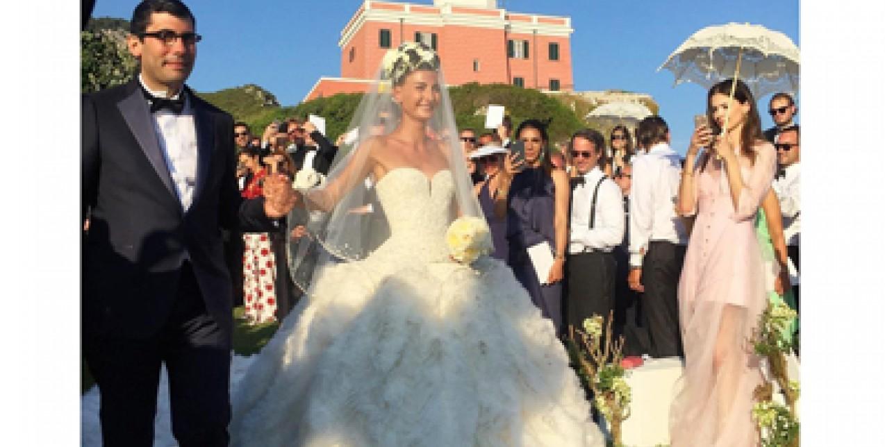 A Vogue Girl Got Married