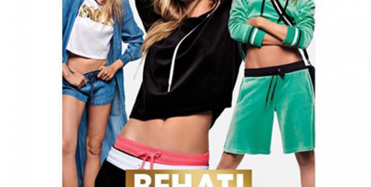 Behati's Line