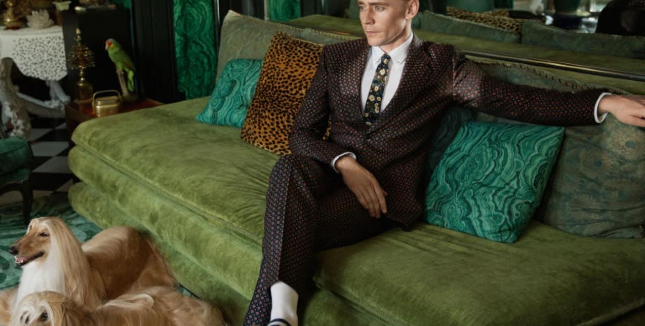 Hiddleston stars again