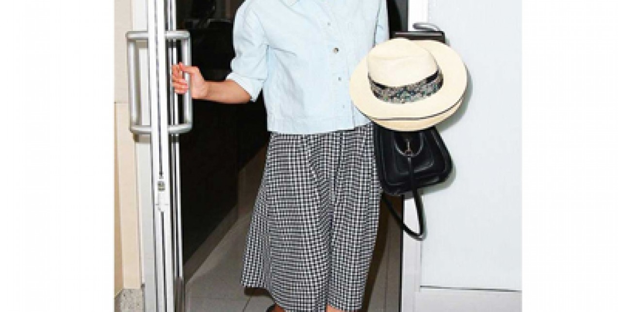 Nail the Airport Look!